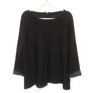 Nanette Lepore wool blend sweater
